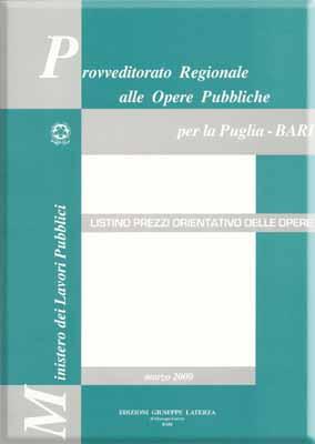 PREZZARIO REGIONE CAMPANIA 2012 SCARICARE